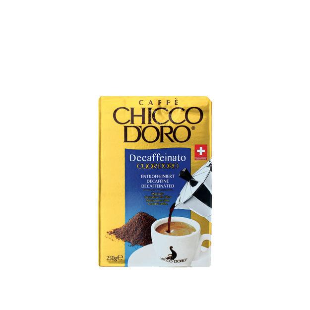 Immagine di Caffè CHICCO D'ORO Dec 250gr Moka