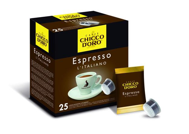 Immagine di Capsule compatibili FAP Espresso Italiano (Box da 25 capsule)