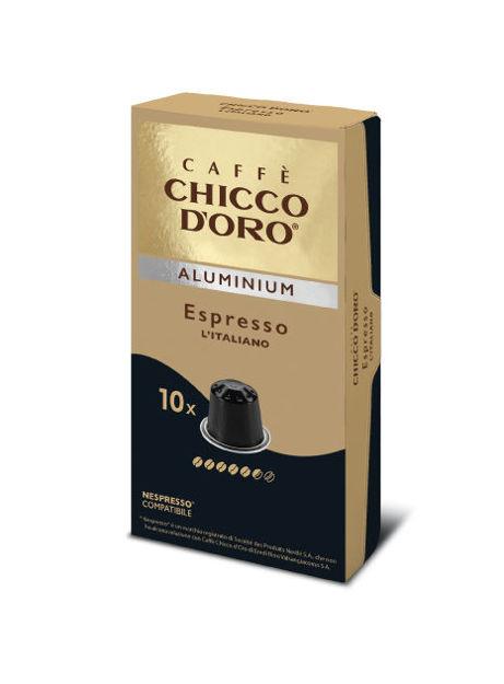 Immagine di Caps Chicco d'Oro ESPR. ITA Com.Nes.(Box da 10 cps)