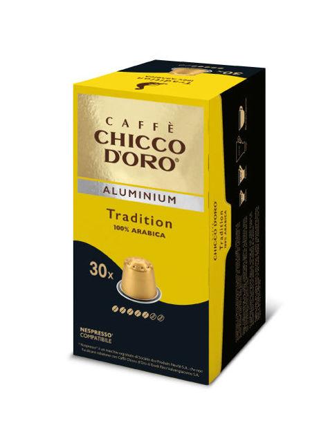 Immagine di Caps Chicco d'Oro TR100% ARABICA Com.Nes (Box da 30 cps)